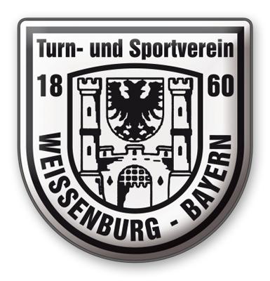 Wappen TSV 1860 Weißenburg