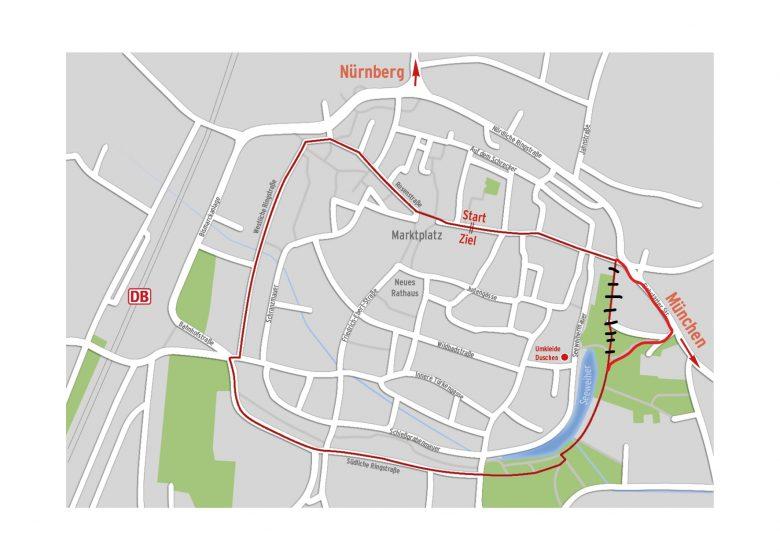 Altstadtlauf_Streckenkarte_Umleitung